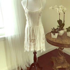 Free People Ultimate Beach Vacay Dress SZ S